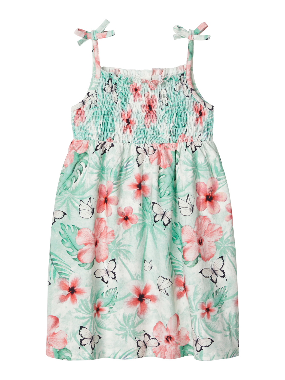 Name It grønn sommerkjole