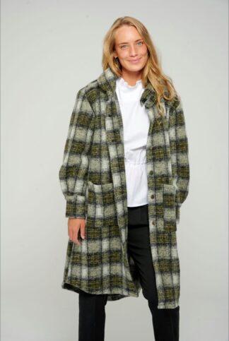 Noella grønn jakke
