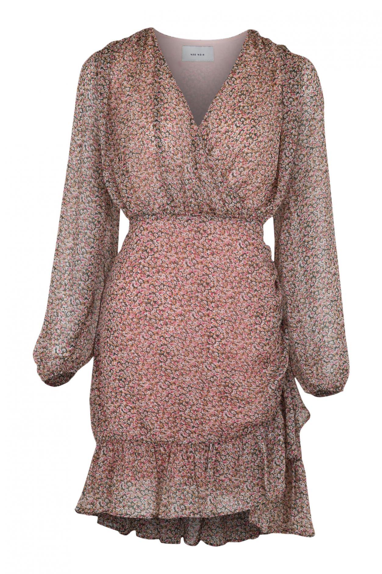 Rosa kjole Neo Noir