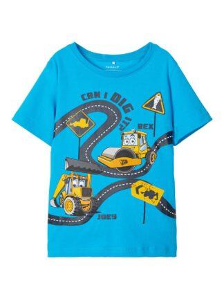 JCB t-skjorte barn