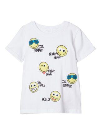Smiley t-skjorte