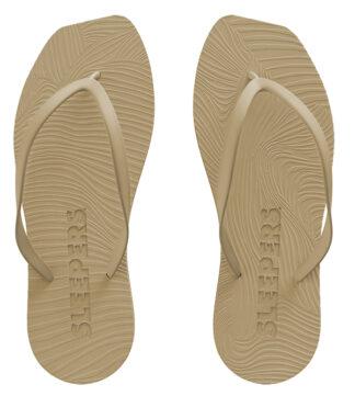 Sleepers sandaler beige