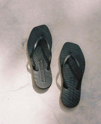 Sleepers sorte sandaler