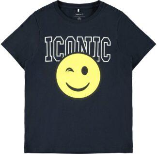 Smiley t-skjorte barn
