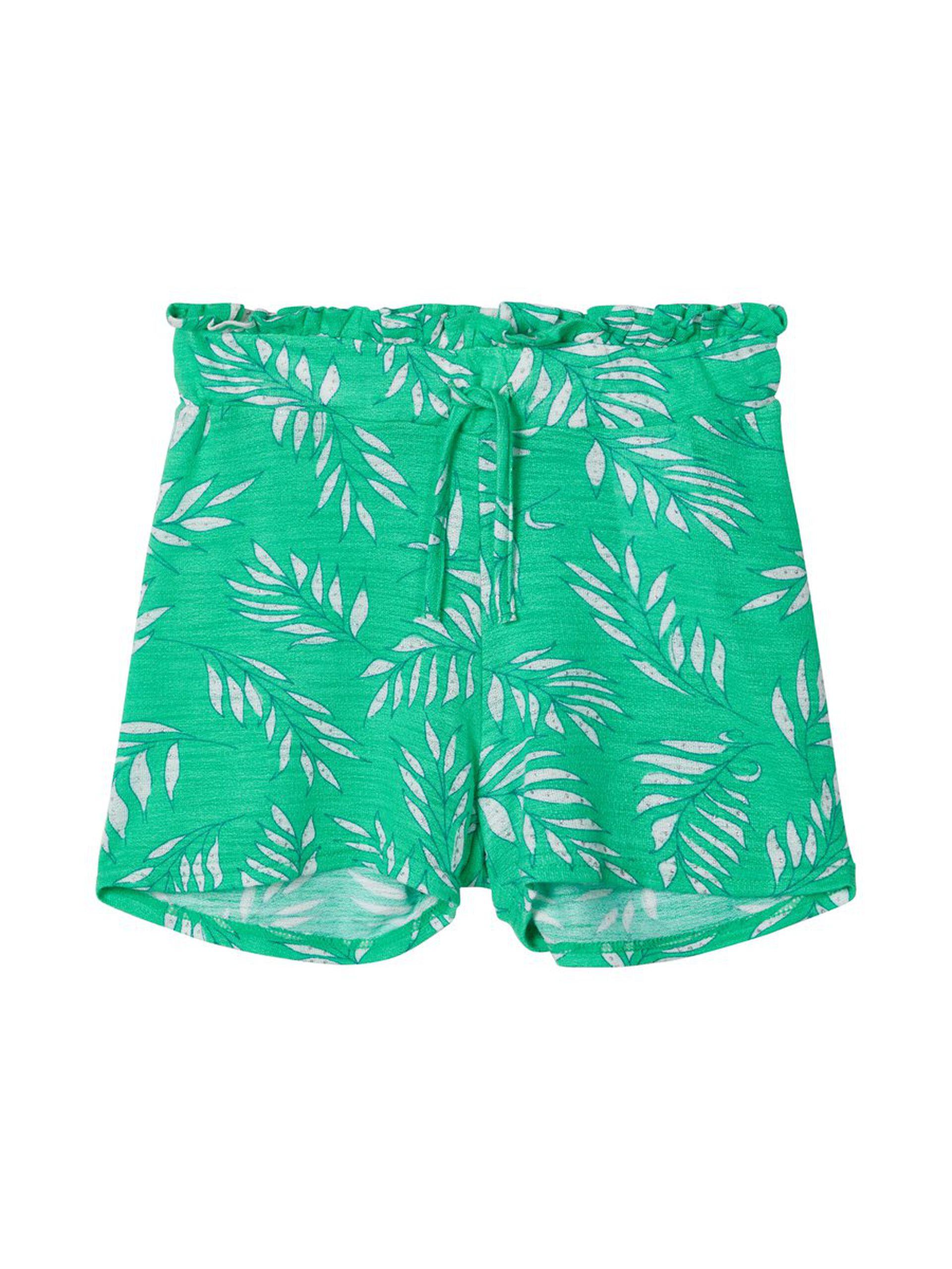 Grønn shorts Jiselle
