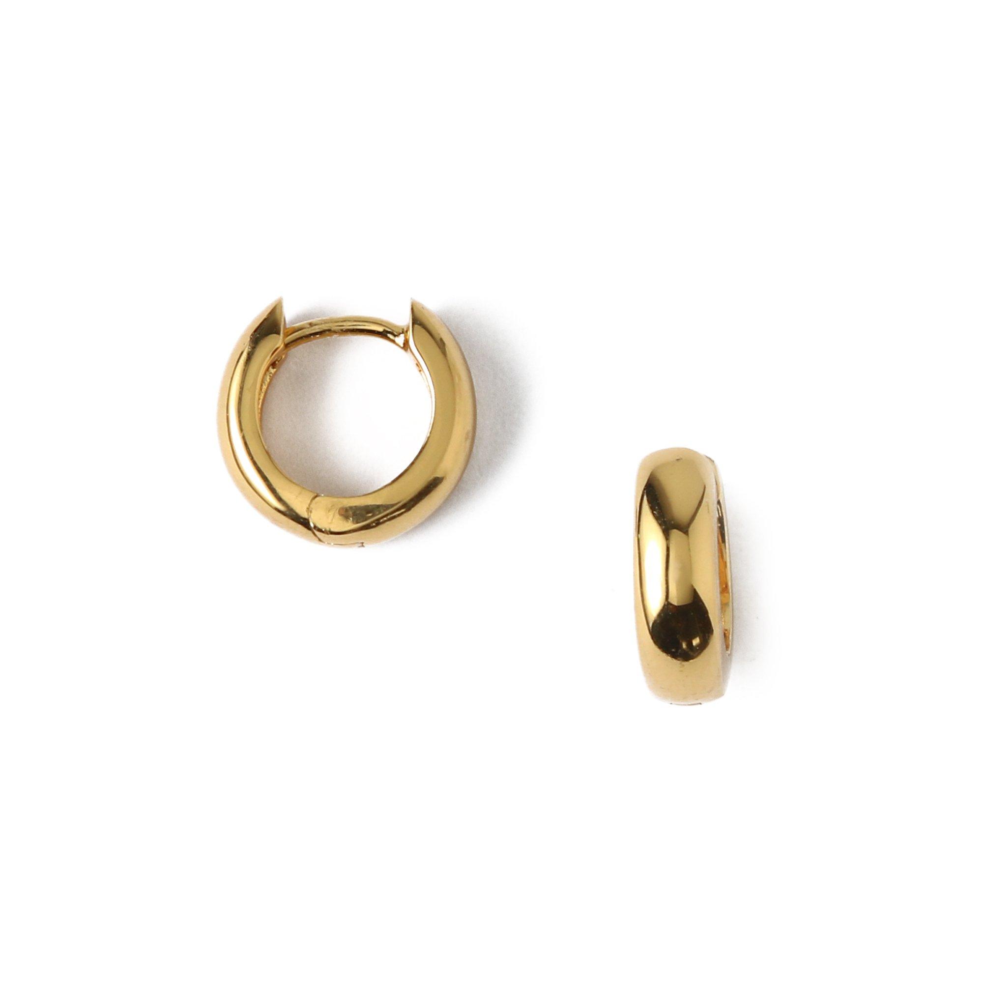 Gull øredobber Orelia