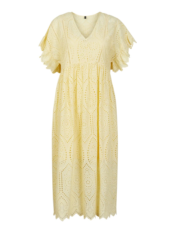 Gul kjole Yas