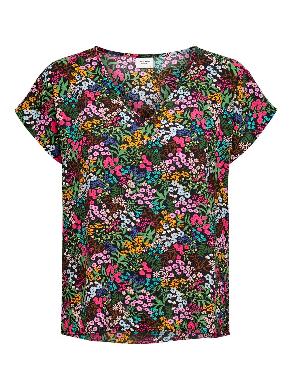 Sort t-skjorte JDY