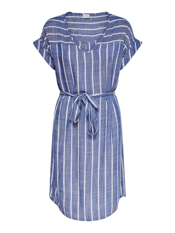 JDY blå kjole