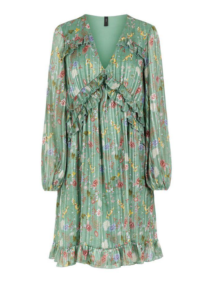 Yas kjole grønn