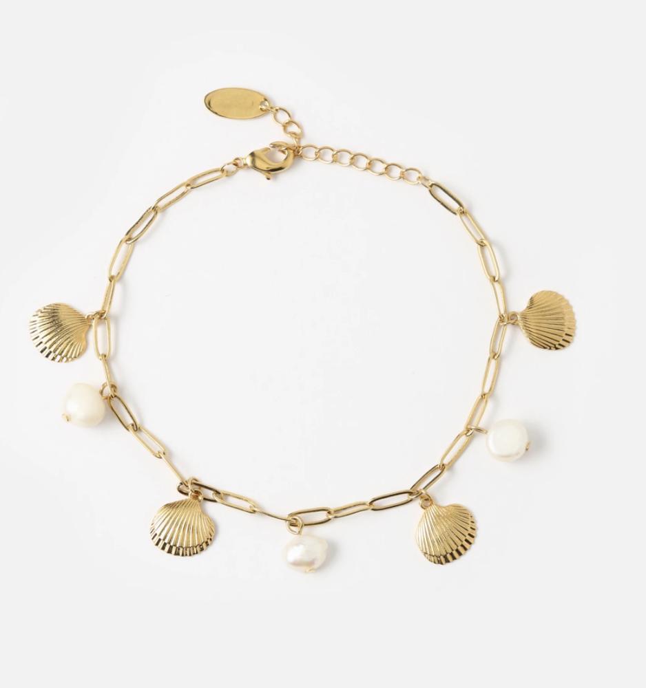 Orelia armbånd shell