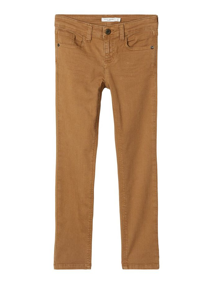 Name It bukse brun