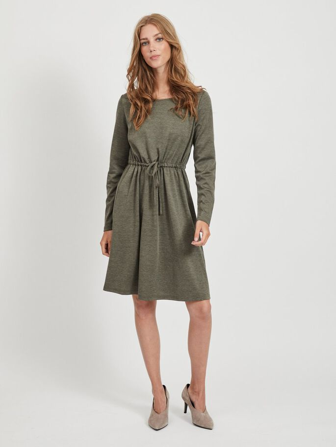 Grønn kjole Vila