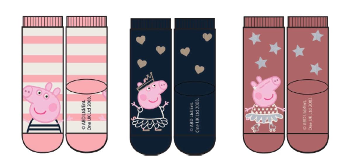 Peppa Gris sokker jente