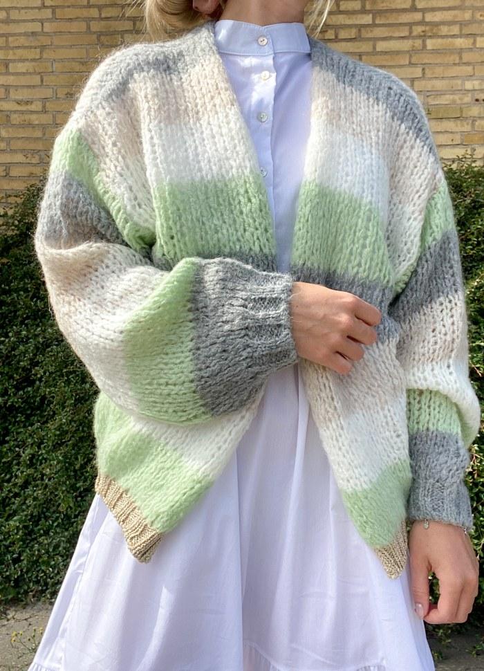 Noella jakke grønn