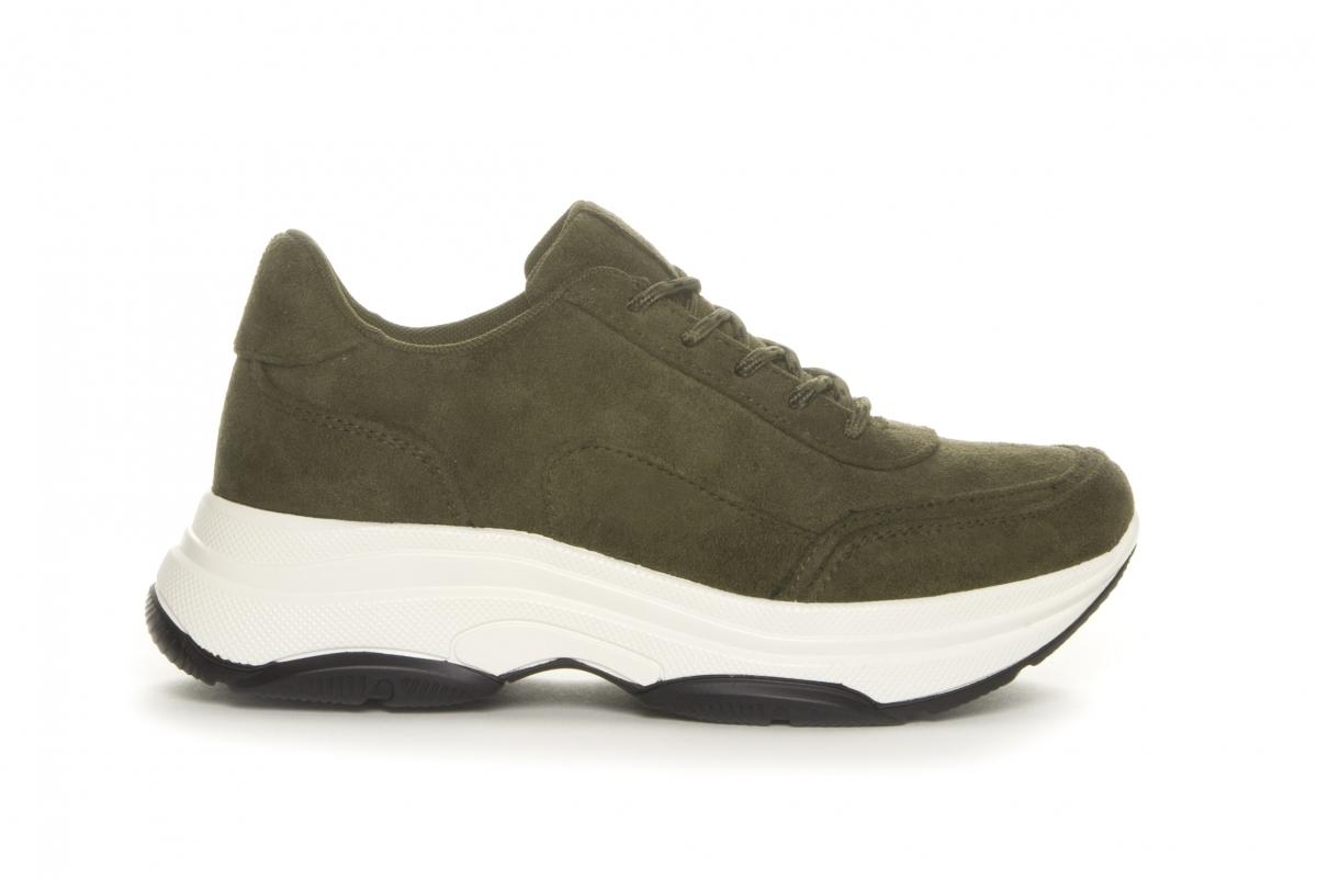 Grønn sneakers Duffy