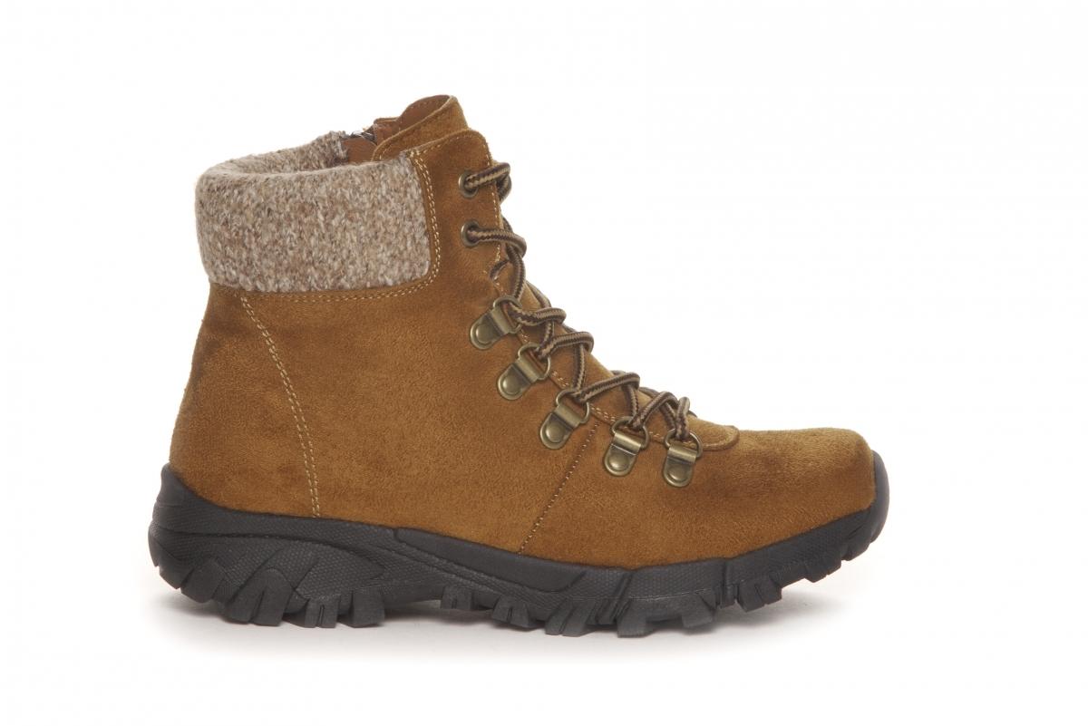 Duffy brun vinterboots