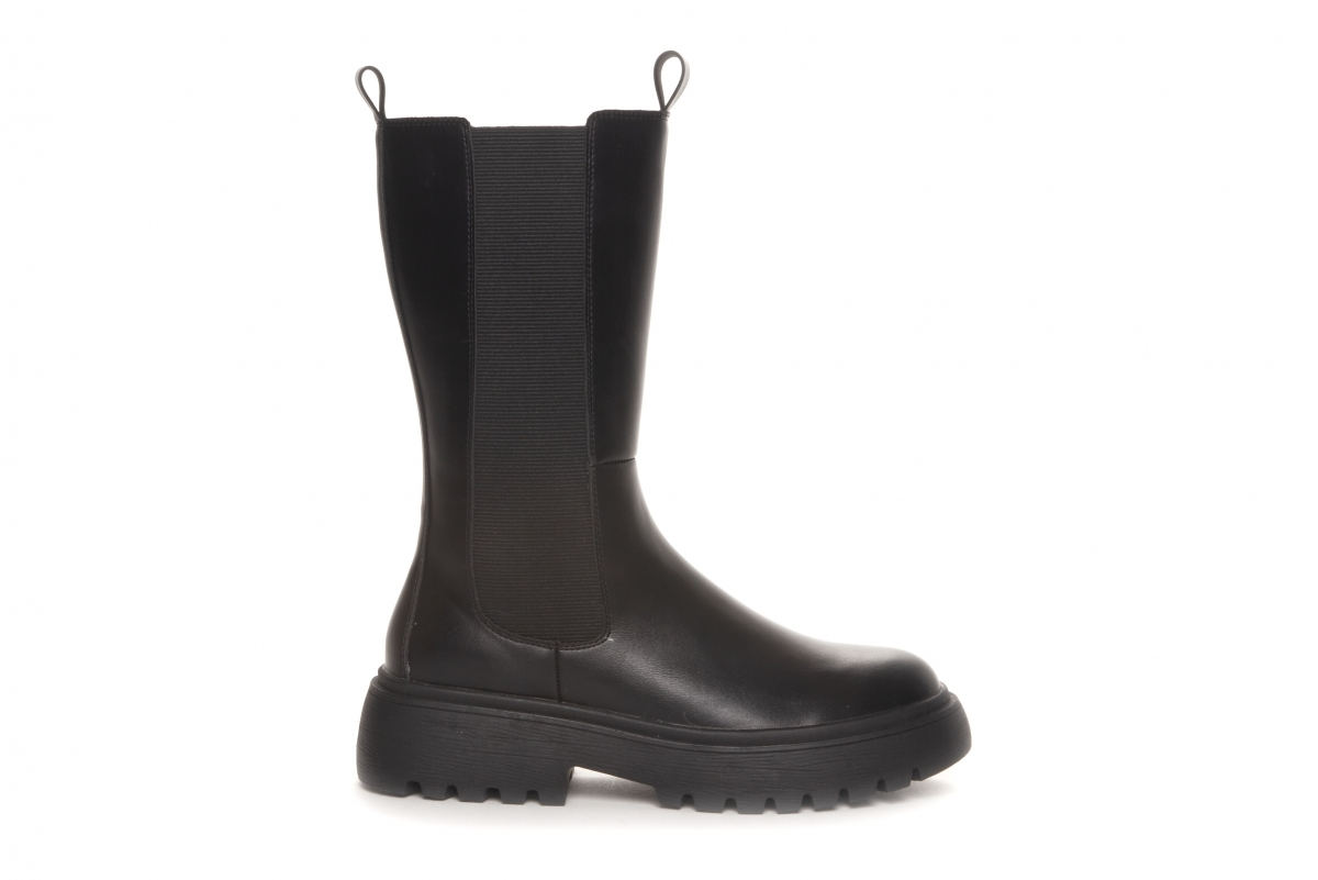 Duffy chunky boots