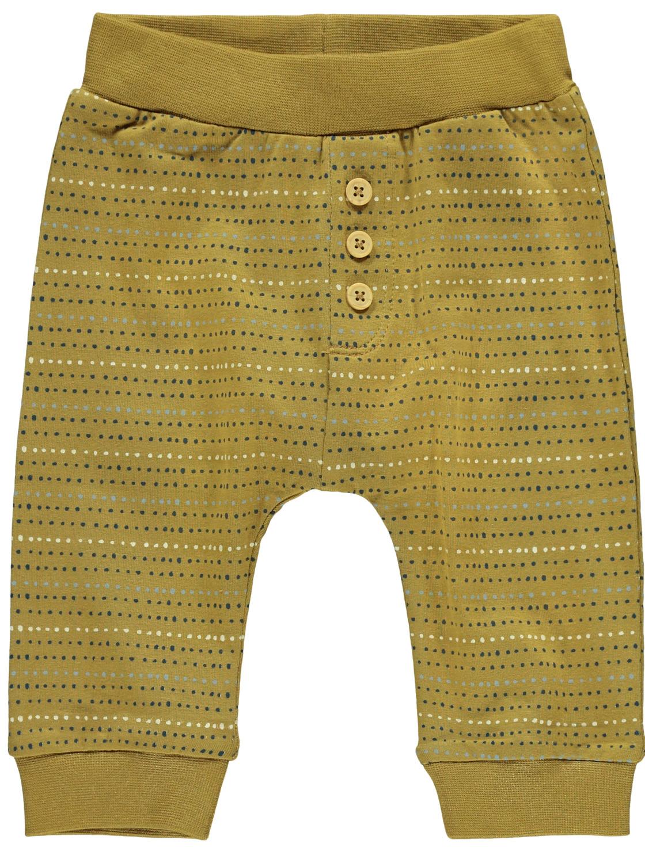 Okergul bukse til baby