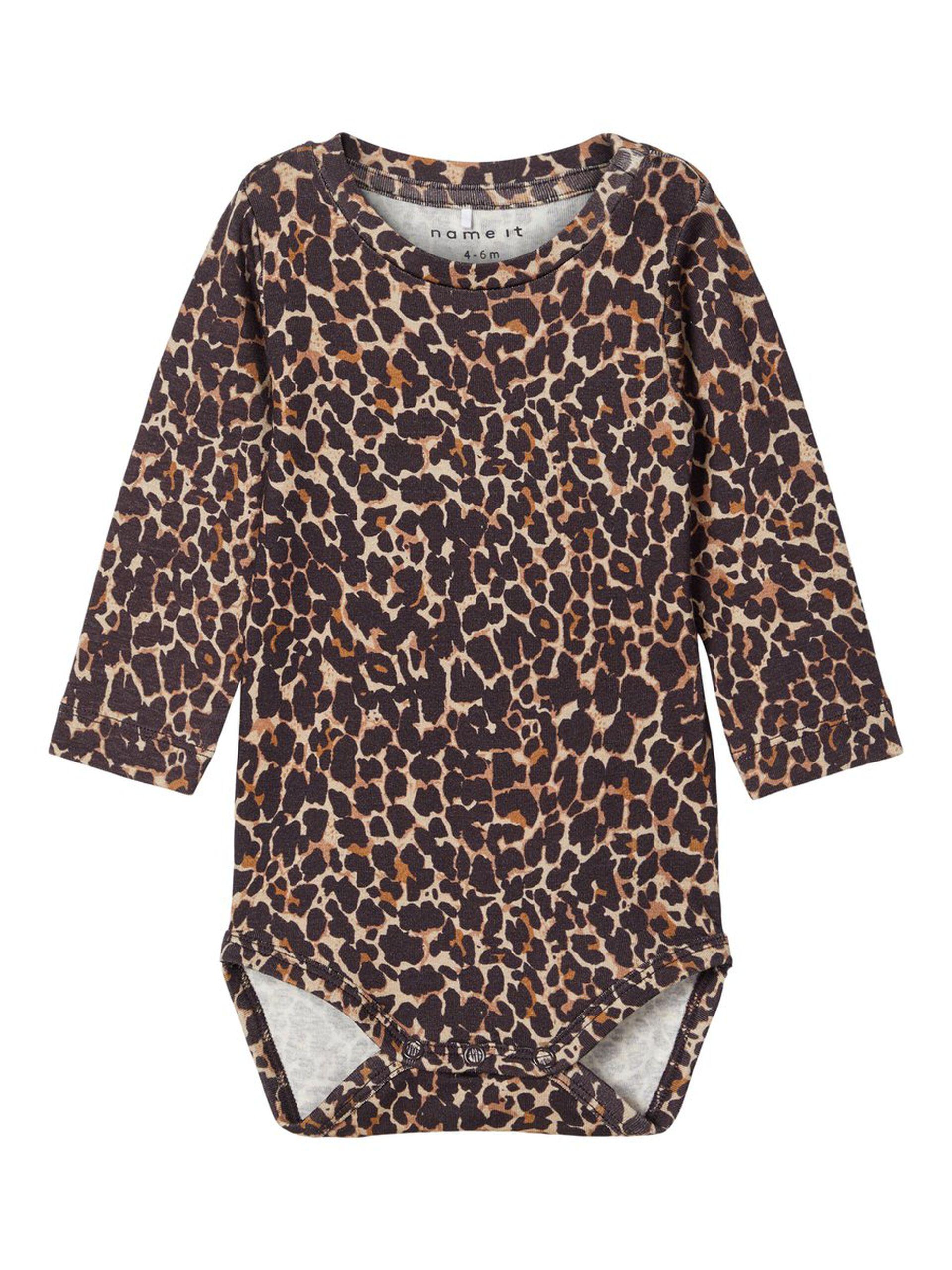 Body baby leopard