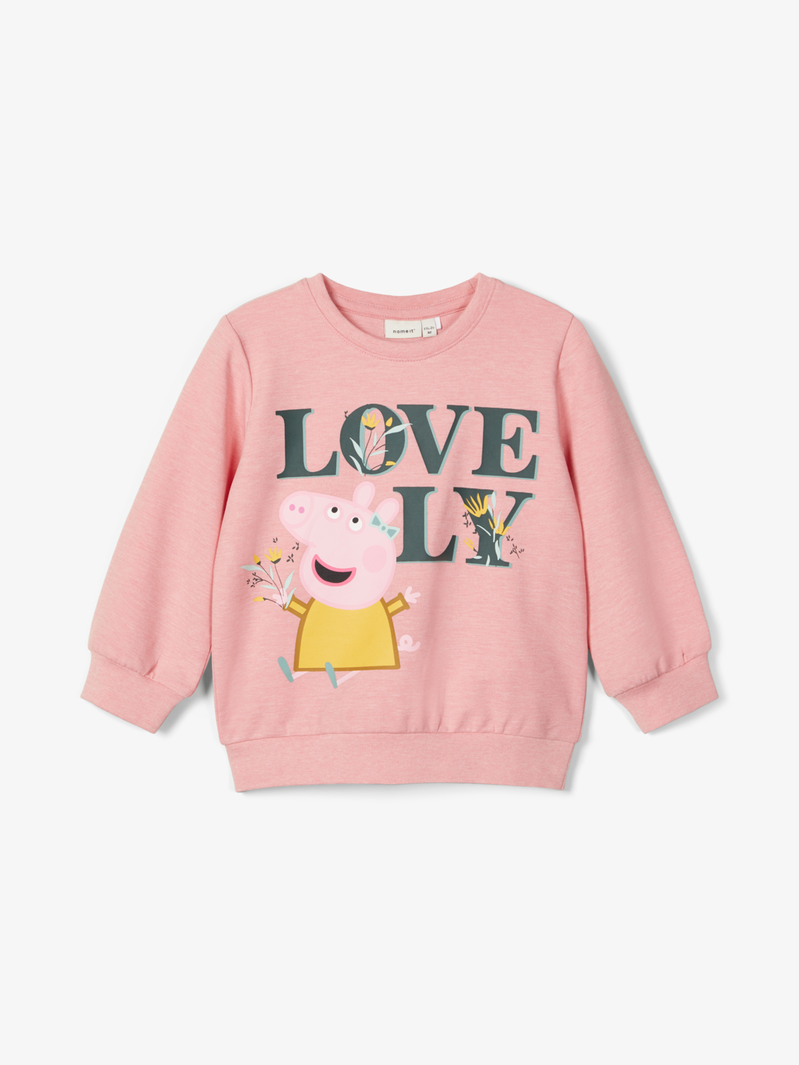 Peppa Gris Name It genser