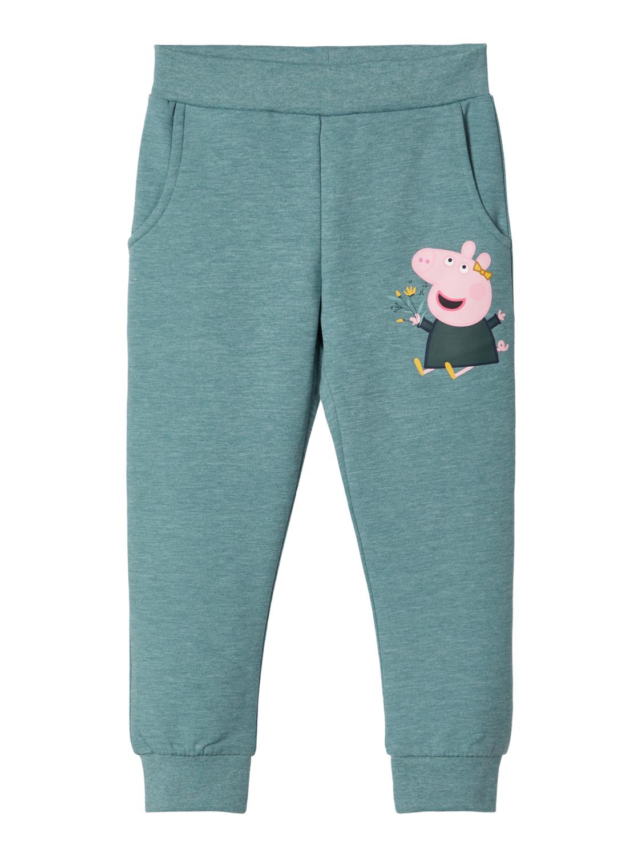 Peppa Gris bukse grønn