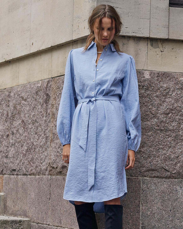 Sisters Point kjole lyse blå
