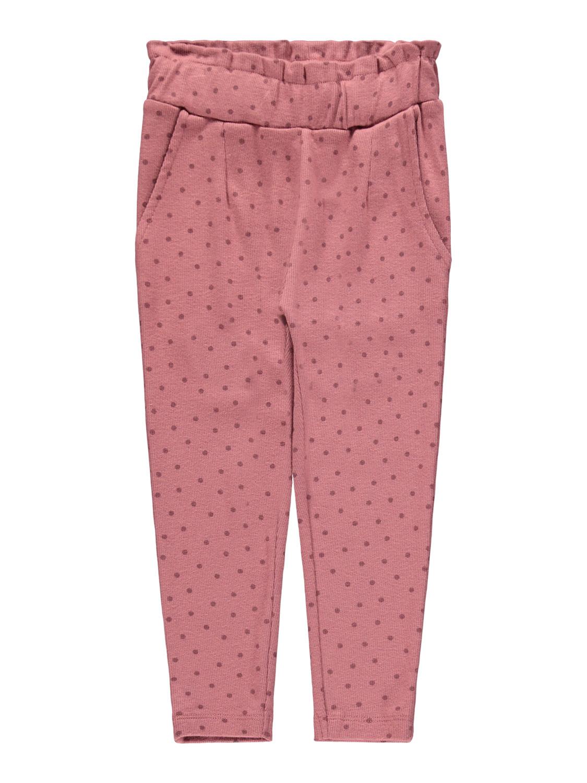 Rosa bukse prikker