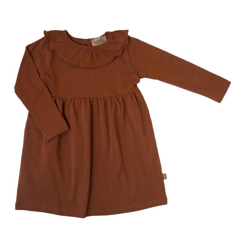 Memini kjole brun