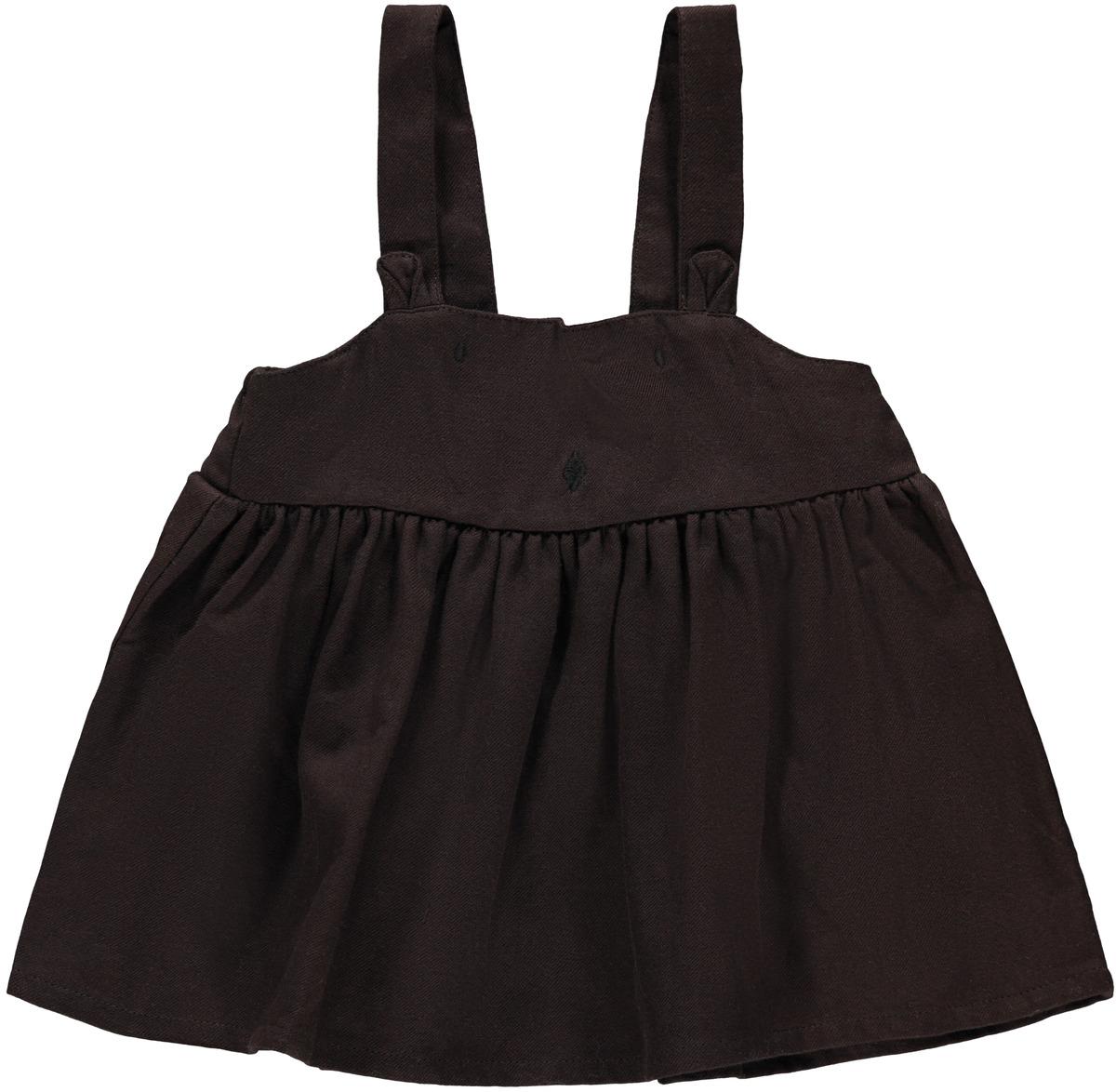 Brun kjole baby