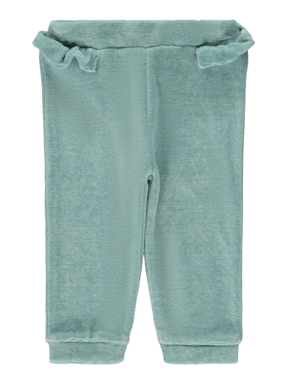 Lyse grønn bukse baby