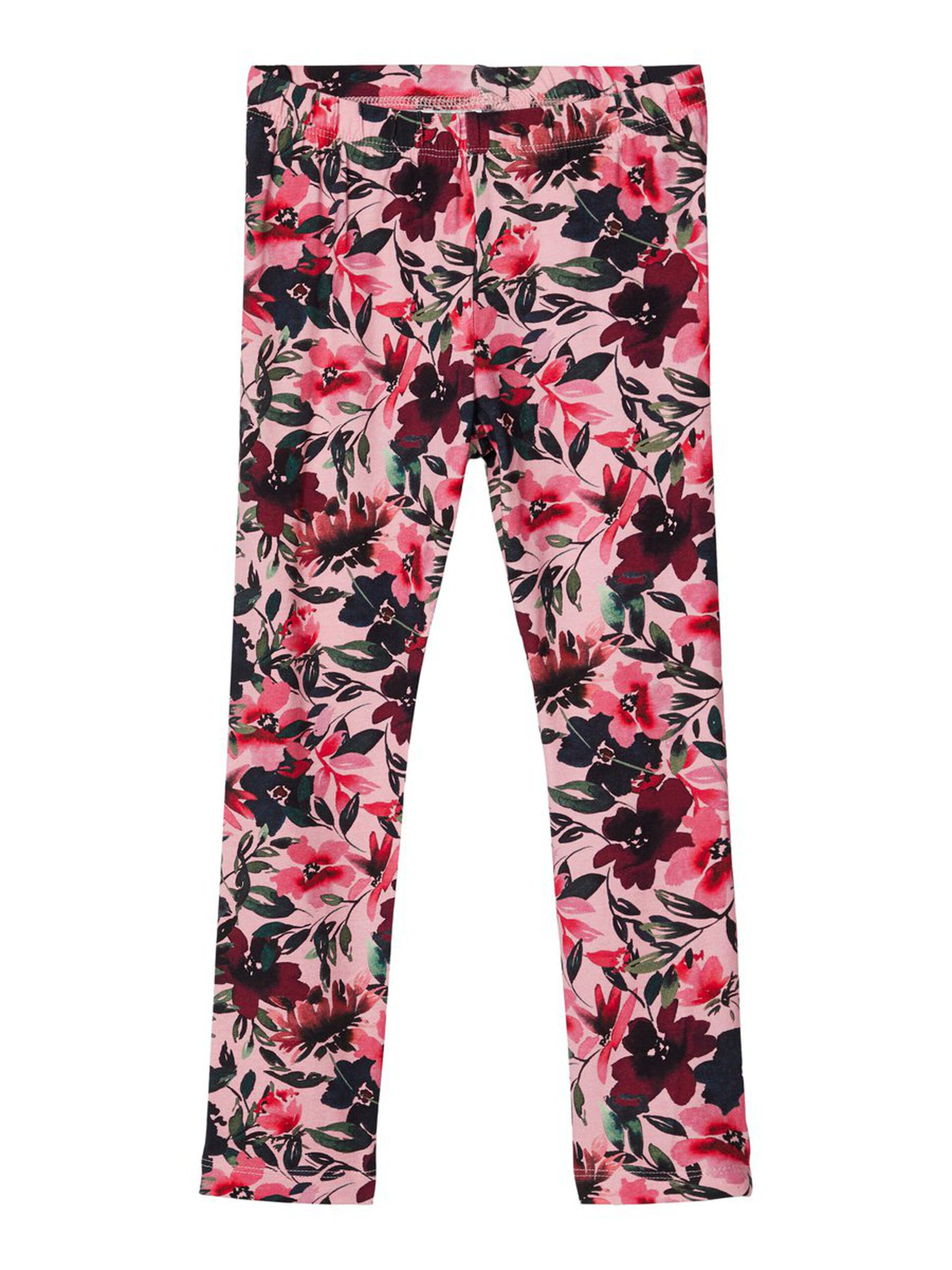 Name It tights blomster