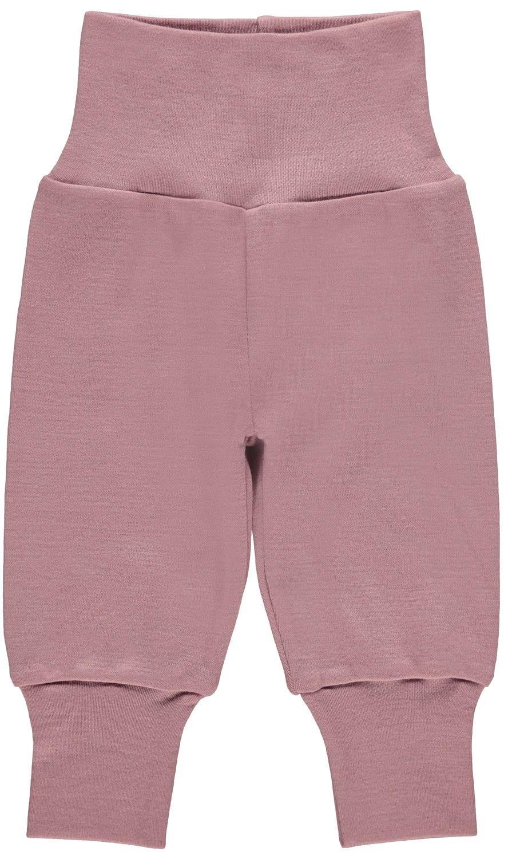 Rosa bukse i ull