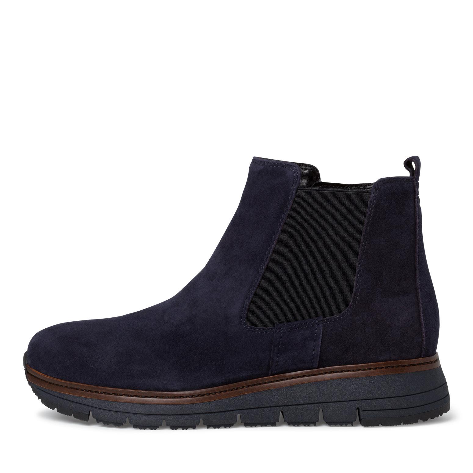 Tamaris sko med kilehel