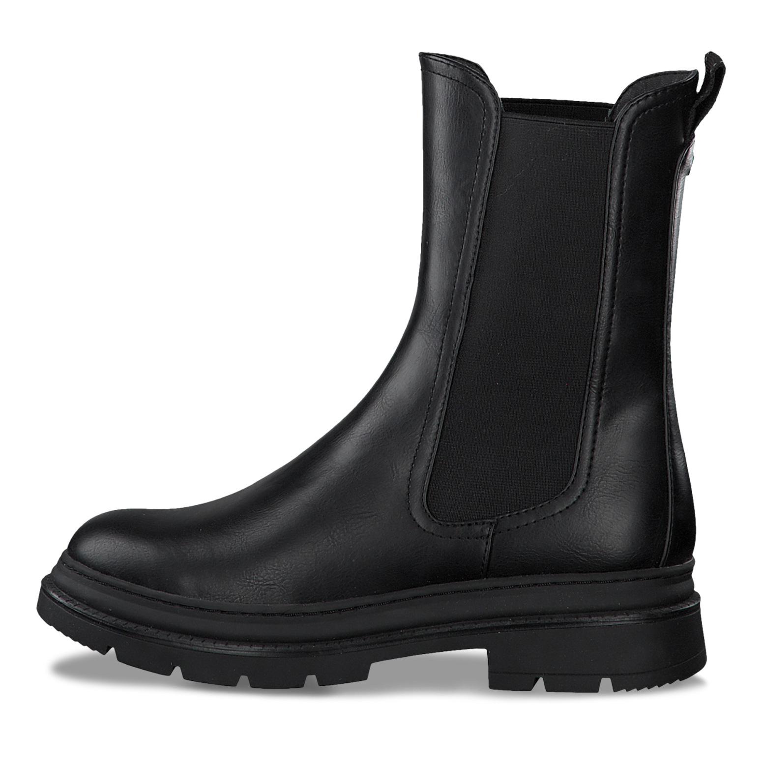 Tamaris svarte boots