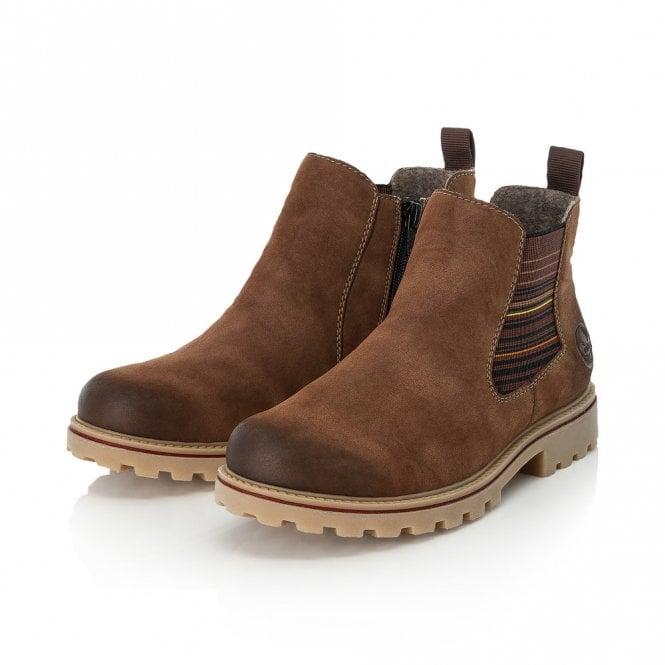 Rieker brune boots
