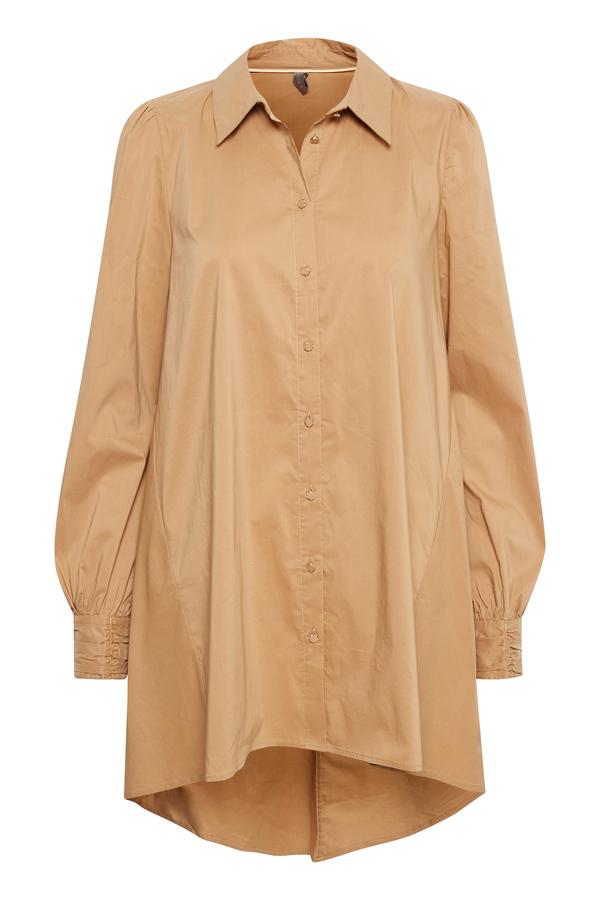 Brun skjorte Culture