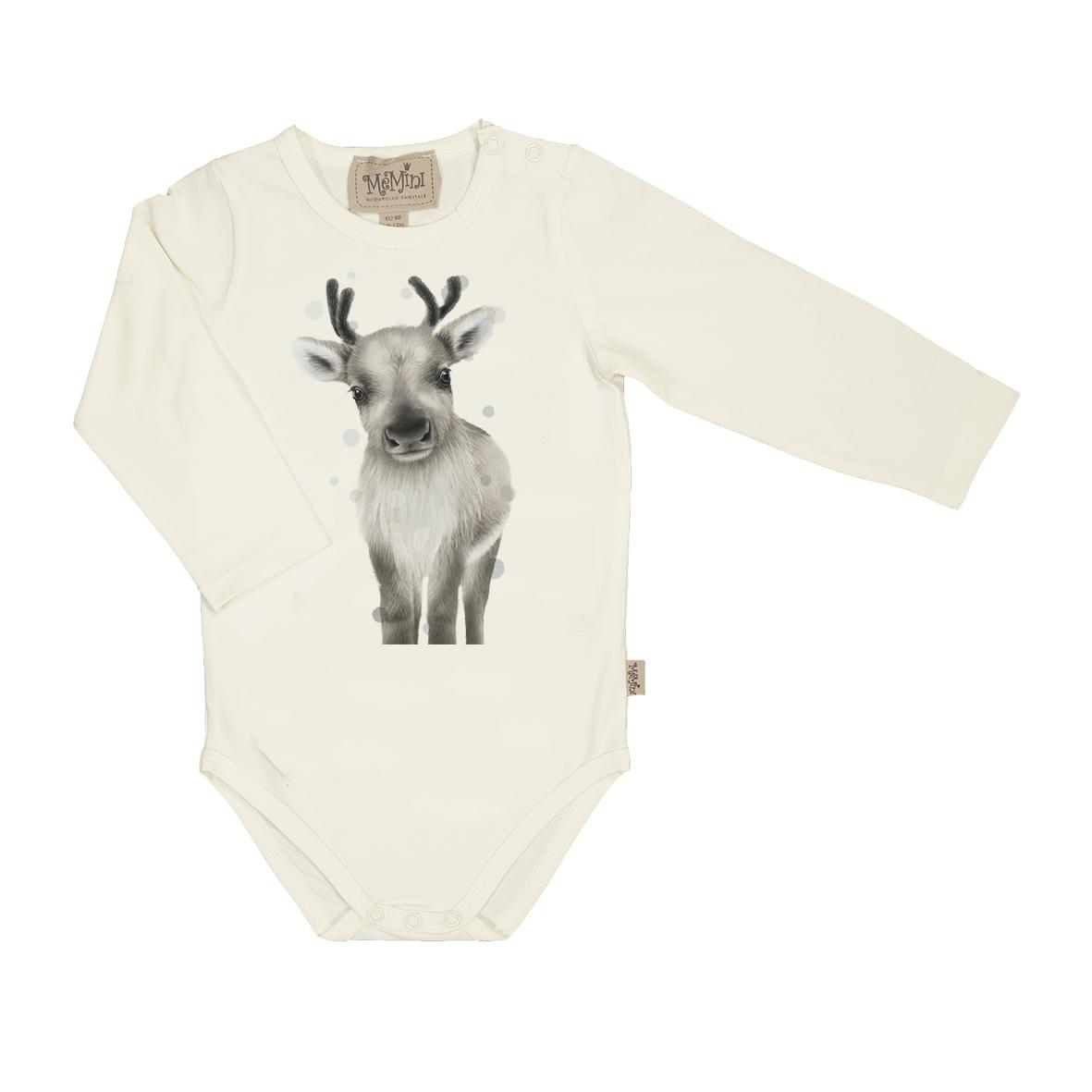 Me Mini body reinsdyr