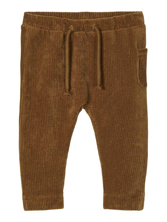Brun bukse til baby