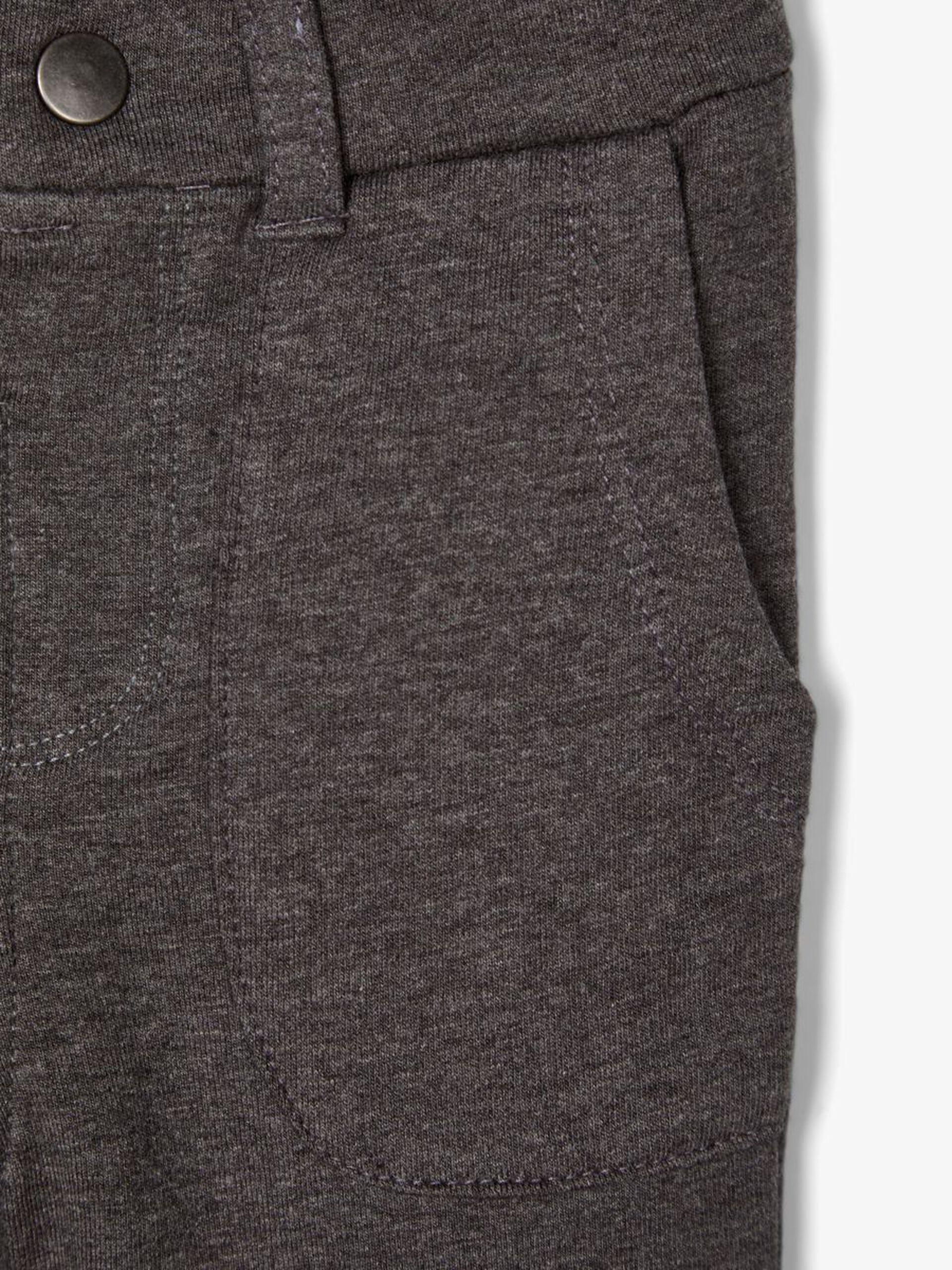 Mørke grå bukse baby