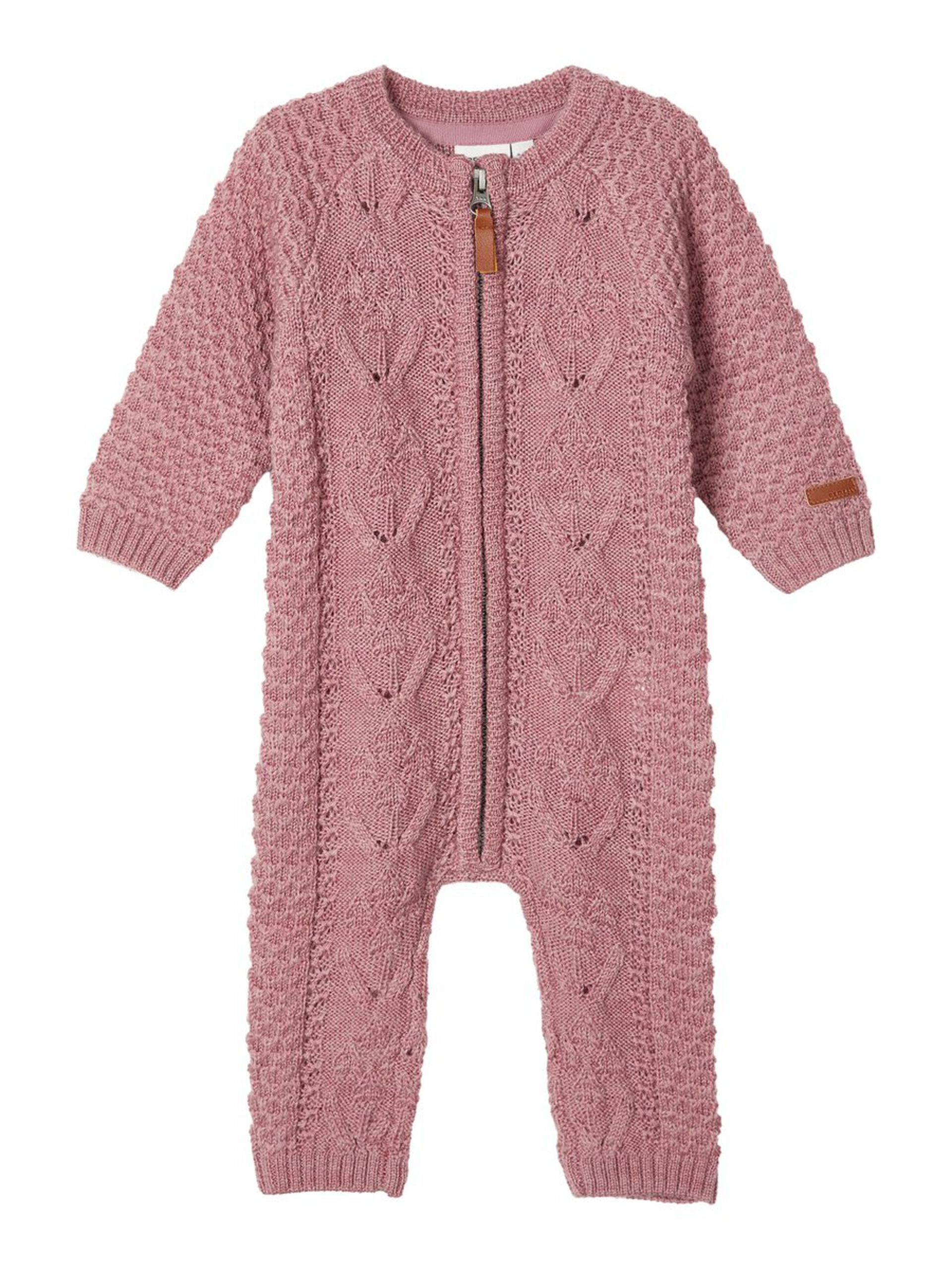 Rosa ulldress baby – Ull rosa ulldress baby Wrilla – Mio Trend