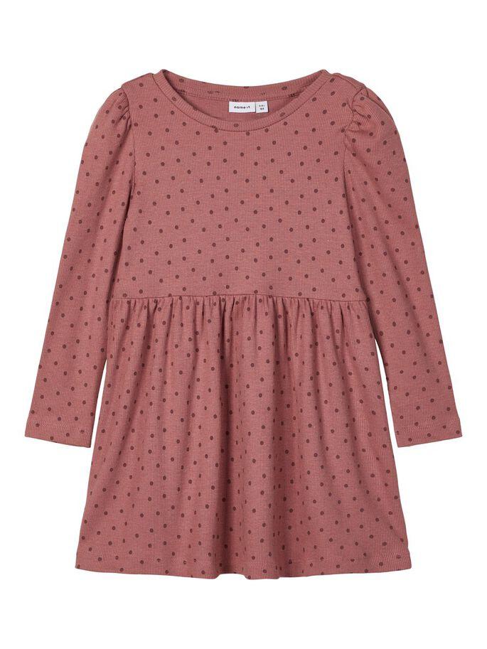 Name It kjole med prikker