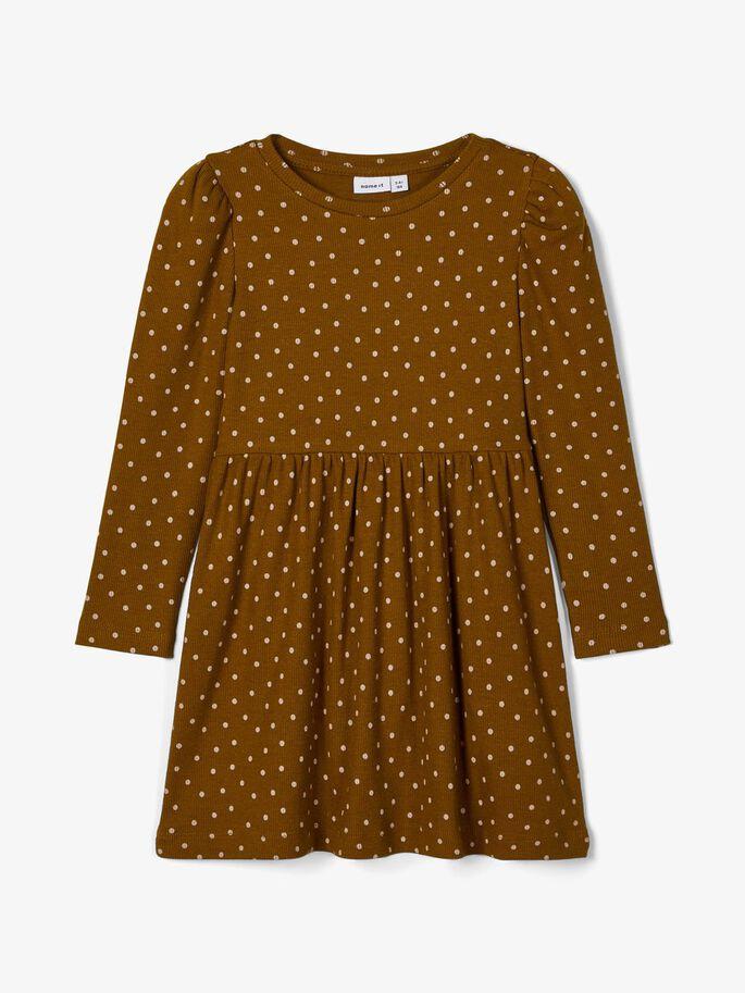 Name It brun kjole