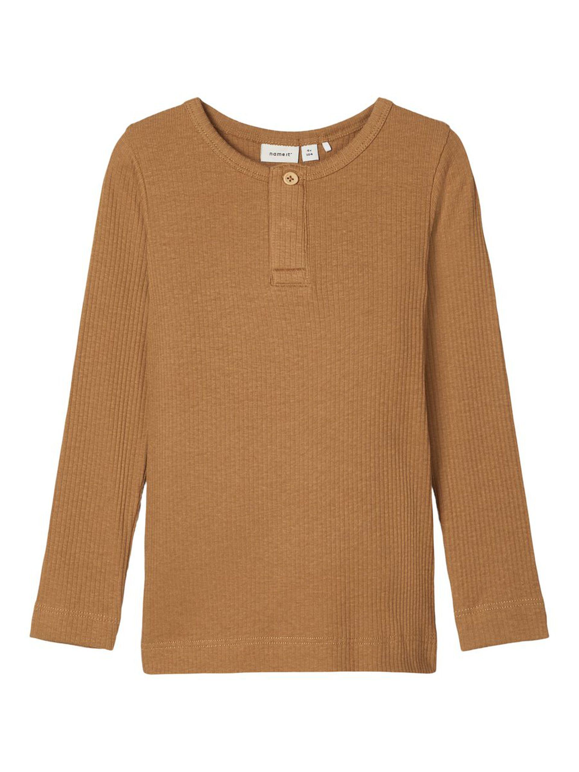 Brun genser Name It – Name It brun genser Kabille – Mio Trend