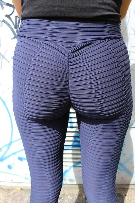 Treningstights med strikk bak
