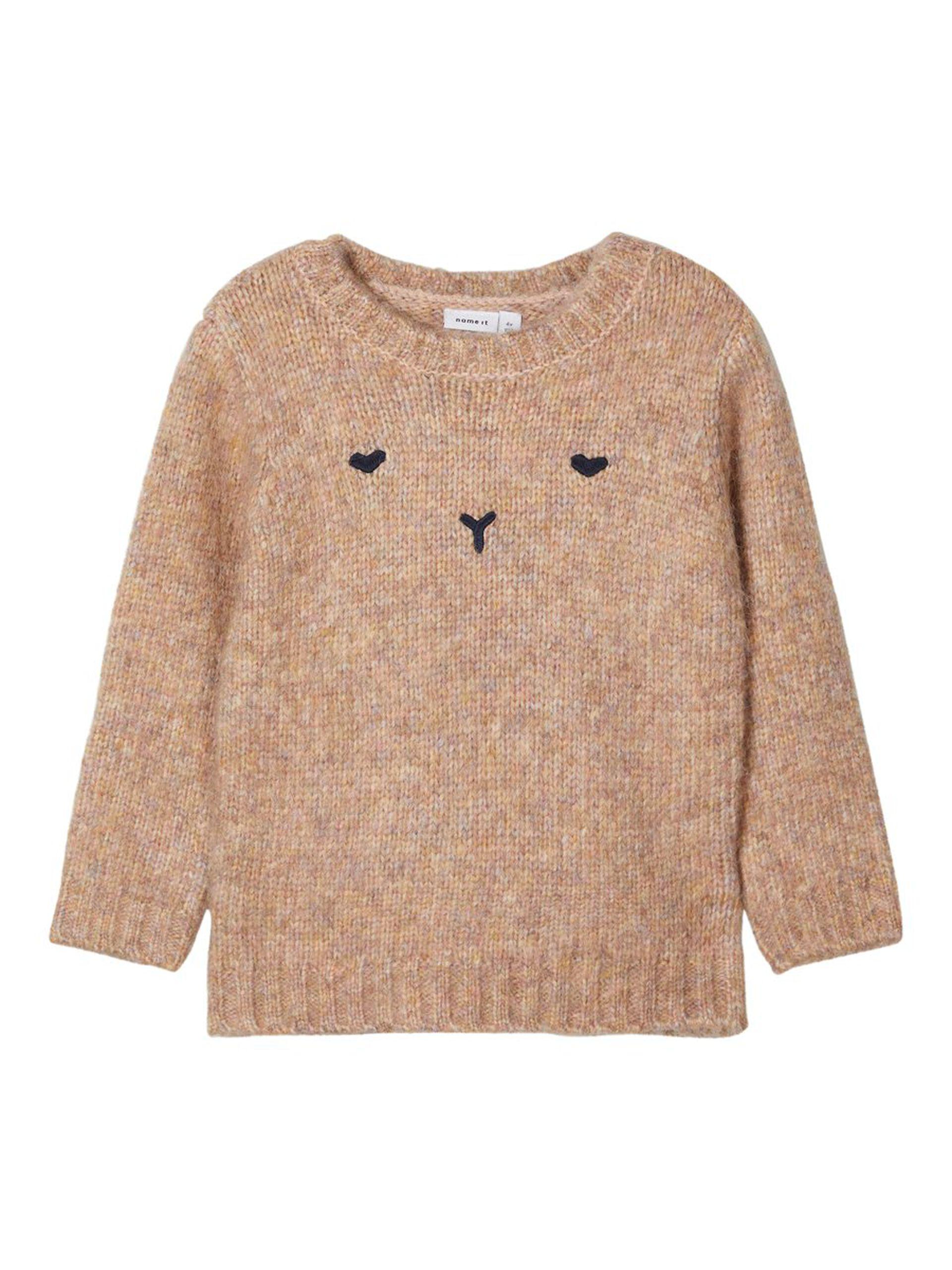 Rosa genser katt