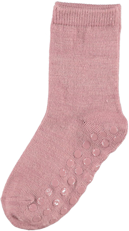 2 pk antigli ullsokker rosa – Ull 2 pk antigli ullsokker rosa  – Mio Trend