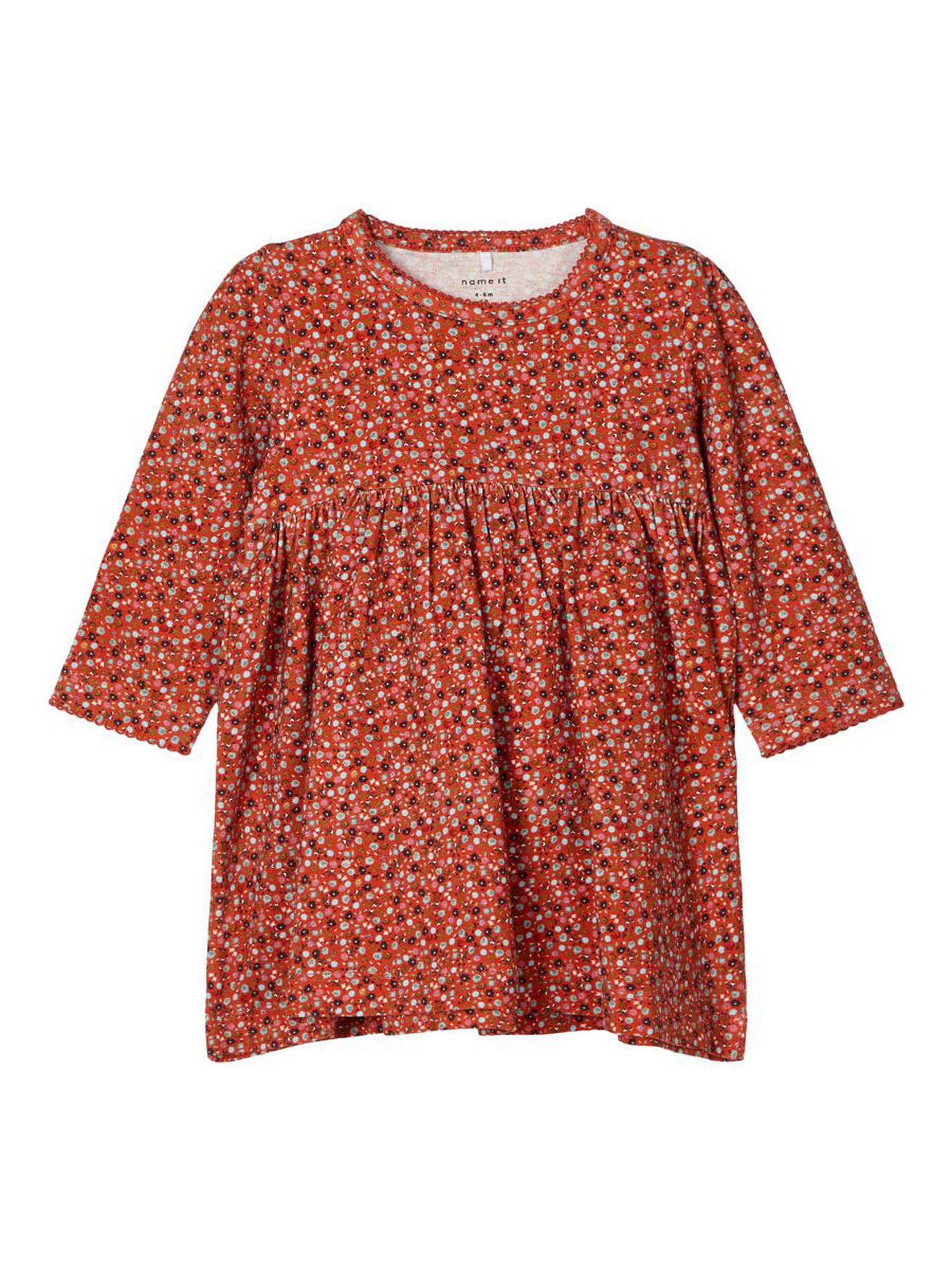 Name It kjole brun