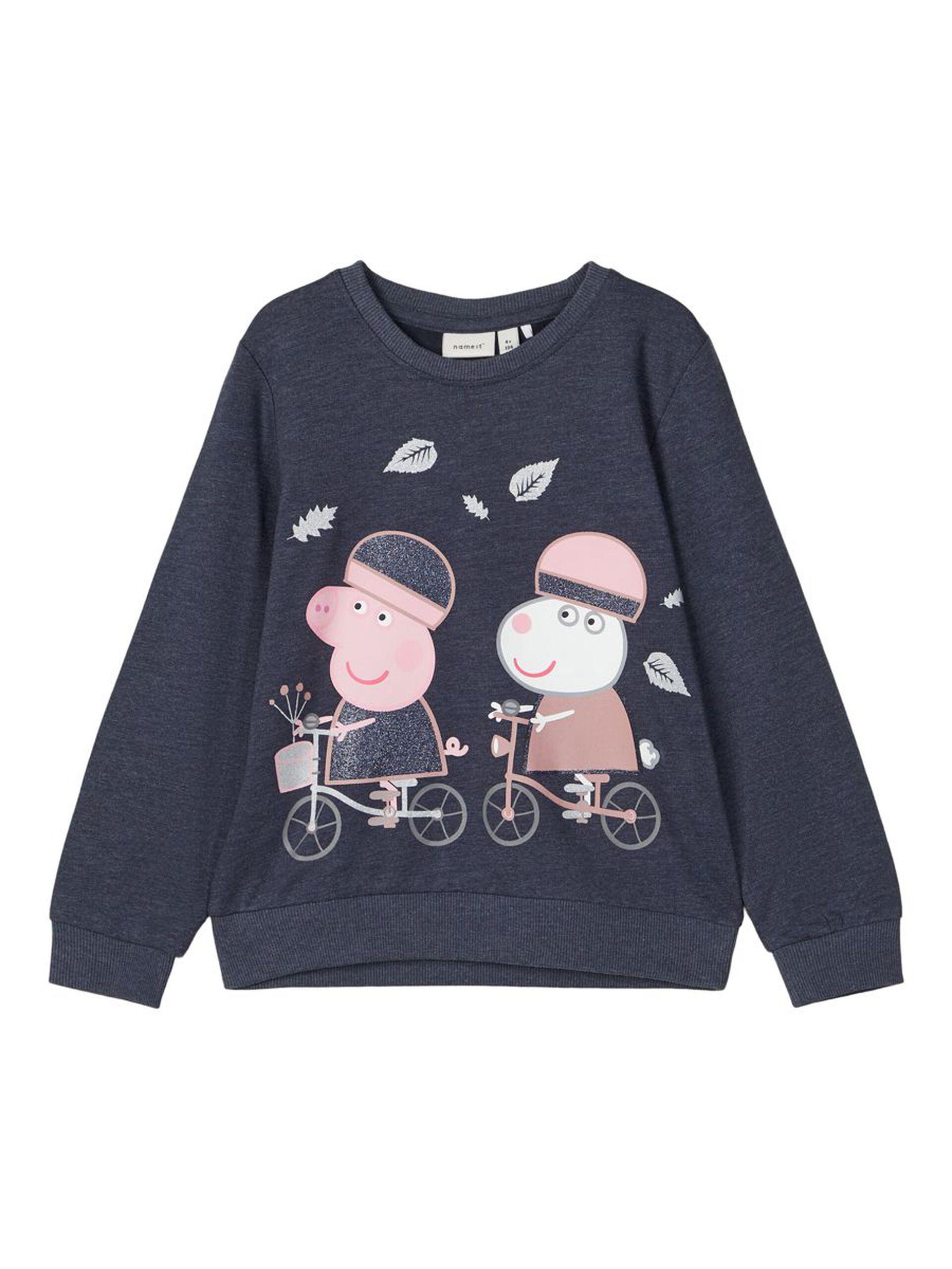 Peppa Gris genser til jente