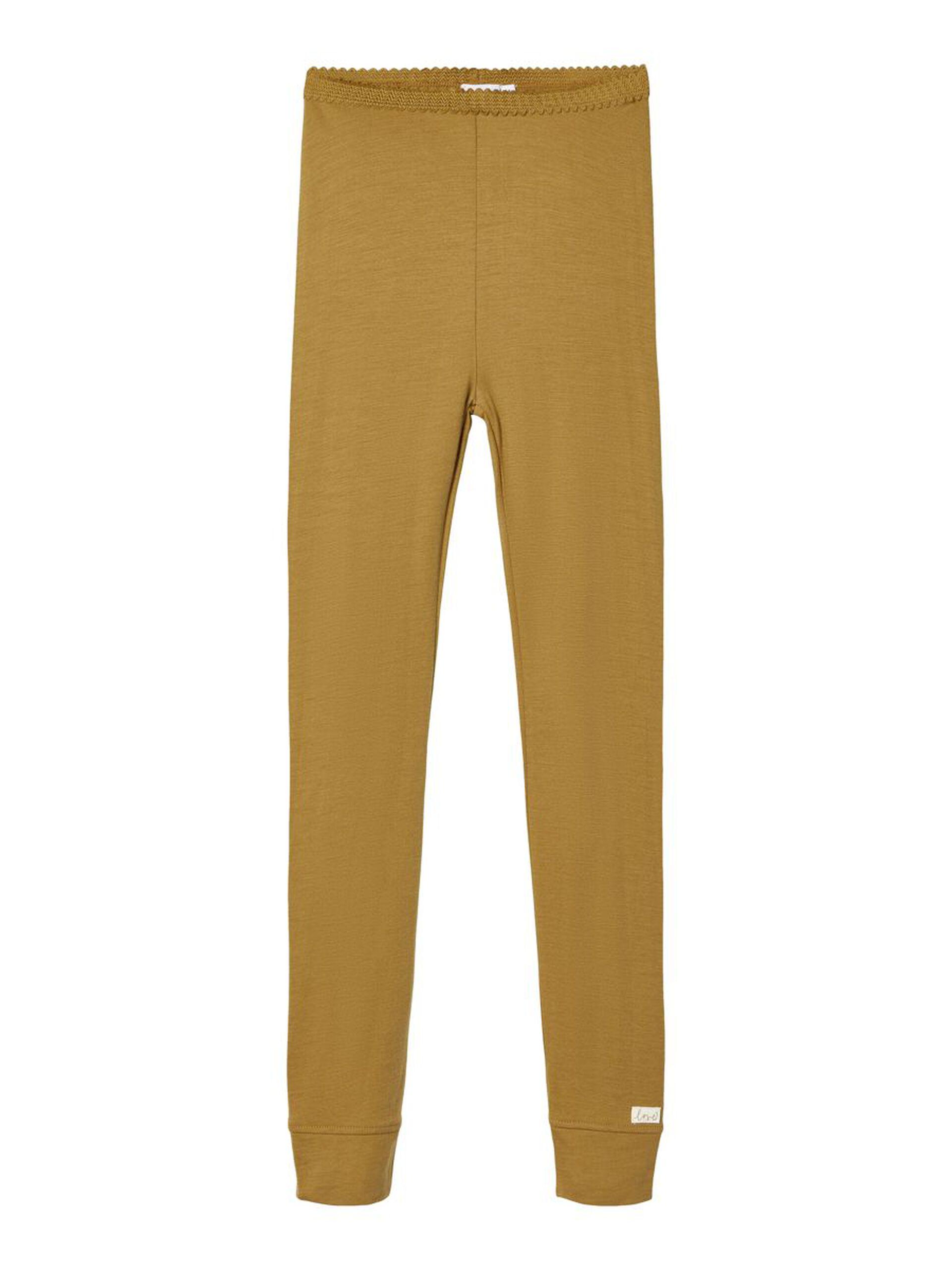 Brun longs ull/viskose – Ull brun longs ull/viskose Wyla – Mio Trend